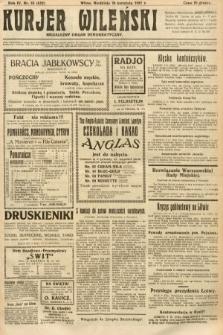 Kurjer Wileński : niezależny organ demokratyczny. 1927, nr83