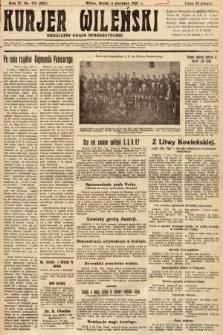 Kurjer Wileński : niezależny organ demokratyczny. 1927, nr174
