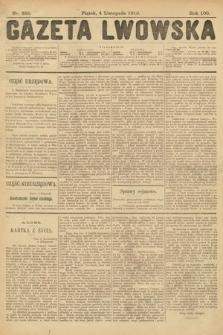 Gazeta Lwowska. 1910, nr250