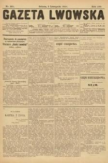 Gazeta Lwowska. 1910, nr251