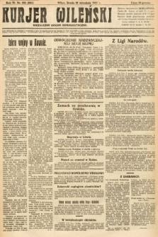 Kurjer Wileński : niezależny organ demokratyczny. 1927, nr215