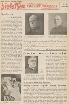 Biuletyn Informacyjny Katolickich Stowarzyszeń w Krakowie. 1938, nr2