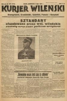 Kurjer Wileński, Nowogródzki, Grodzieński, Suwalski, Poleski i Wołyński. 1938, nr181a [skonfiskowany]