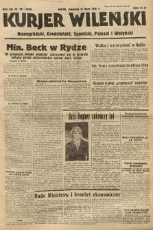 Kurjer Wileński, Nowogródzki, Grodzieński, Suwalski, Poleski i Wołyński. 1938, nr191