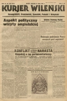 Kurjer Wileński, Nowogródzki, Grodzieński, Suwalski, Poleski i Wołyński. 1938, nr198