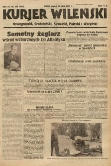 Kurjer Wileński, Nowogródzki, Grodzieński, Suwalski, Poleski i Wołyński. 1938, nr206