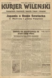 Kurjer Wileński, Nowogródzki, Grodzieński, Suwalski, Poleski i Wołyński. 1938, nr214