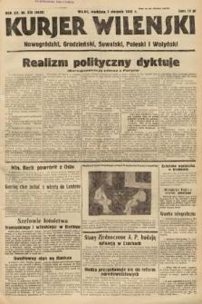 Kurjer Wileński, Nowogródzki, Grodzieński, Suwalski, Poleski i Wołyński. 1938, nr215