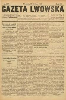 Gazeta Lwowska. 1910, nr287