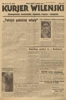 Kurjer Wileński, Nowogródzki, Grodzieński, Suwalski, Poleski i Wołyński. 1938, nr226