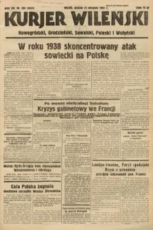 Kurjer Wileński, Nowogródzki, Grodzieński, Suwalski, Poleski i Wołyński. 1938, nr230