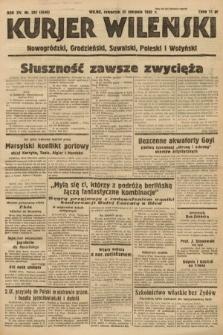 Kurjer Wileński, Nowogródzki, Grodzieński, Suwalski, Poleski i Wołyński. 1938, nr232