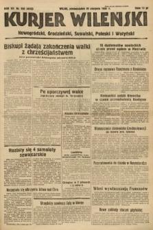Kurjer Wileński, Nowogródzki, Grodzieński, Suwalski, Poleski i Wołyński. 1938, nr236