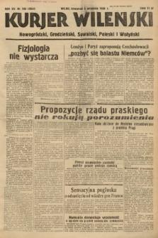 Kurjer Wileński, Nowogródzki, Grodzieński, Suwalski, Poleski i Wołyński. 1938, nr246