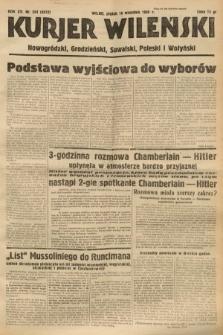 Kurjer Wileński, Nowogródzki, Grodzieński, Suwalski, Poleski i Wołyński. 1938, nr254
