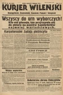 Kurjer Wileński, Nowogródzki, Grodzieński, Suwalski, Poleski i Wołyński. 1938, nr305