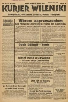 Kurjer Wileński, Nowogródzki, Grodzieński, Suwalski, Poleski i Wołyński. 1938, nr356