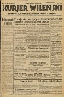 Kurjer Wileński, Nowogródzki, Grodzieński, Suwalski, Poleski i Wołyński. 1938, nr357