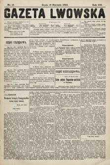 Gazeta Lwowska. 1918, nr13