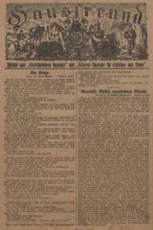 """Hausfreund : Beilage zum """"Oberschlesischen Anzeiger"""" und """"General-Anzeiger für Schlesien und Posen"""". 1929, [nr1]"""