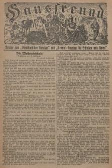 """Hausfreund : Beilage zum """"Oberschlesischen Anzeiger"""" und """"General-Anzeiger für Schlesien und Posen"""". 1929, [nr41]"""