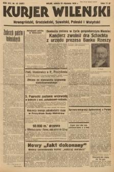Kurjer Wileński, Nowogródzki, Grodzieński, Suwalski, Poleski i Wołyński. 1939, nr21