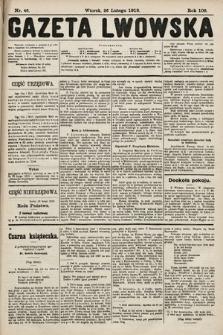 Gazeta Lwowska. 1918, nr46