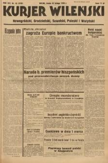 Kurjer Wileński, Nowogródzki, Grodzieński, Suwalski, Poleski i Wołyński. 1939, nr53