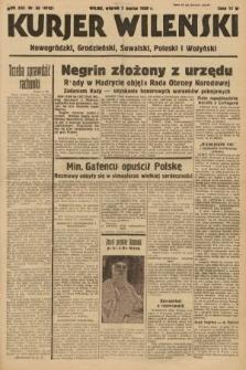 Kurjer Wileński, Nowogródzki, Grodzieński, Suwalski, Poleski i Wołyński. 1939, nr66