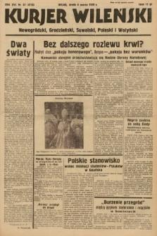 Kurjer Wileński, Nowogródzki, Grodzieński, Suwalski, Poleski i Wołyński. 1939, nr67