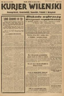 Kurjer Wileński, Nowogródzki, Grodzieński, Suwalski, Poleski i Wołyński. 1939, nr69