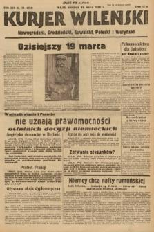 Kurjer Wileński, Nowogródzki, Grodzieński, Suwalski, Poleski i Wołyński. 1939, nr78