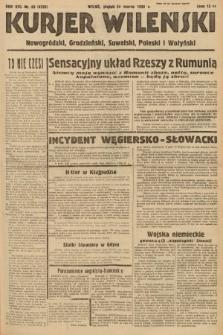 Kurjer Wileński, Nowogródzki, Grodzieński, Suwalski, Poleski i Wołyński. 1939, nr83