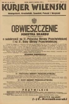 Kurjer Wileński, Nowogródzki, Grodzieński, Suwalski, Poleski i Wołyński. 1939, nr94