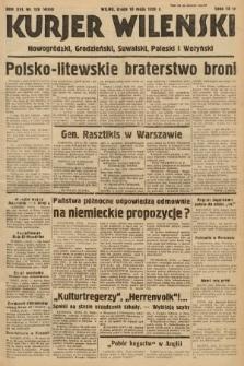 Kurjer Wileński, Nowogródzki, Grodzieński, Suwalski, Poleski i Wołyński. 1939, nr128