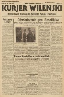 Kurjer Wileński, Nowogródzki, Grodzieński, Suwalski, Poleski i Wołyński. 1939, nr129