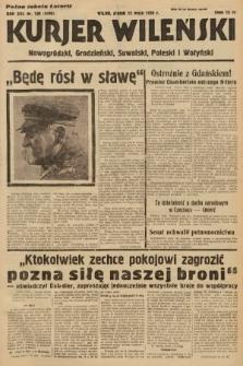 Kurjer Wileński, Nowogródzki, Grodzieński, Suwalski, Poleski i Wołyński. 1939, nr130
