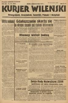 Kurjer Wileński, Nowogródzki, Grodzieński, Suwalski, Poleski i Wołyński. 1939, nr144