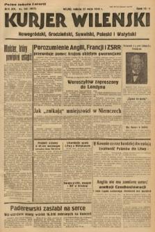 Kurjer Wileński, Nowogródzki, Grodzieński, Suwalski, Poleski i Wołyński. 1939, nr145