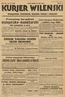 Kurjer Wileński, Nowogródzki, Grodzieński, Suwalski, Poleski i Wołyński. 1939, nr147