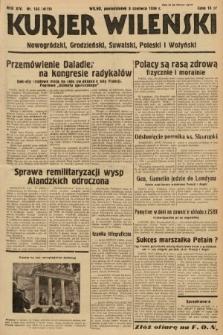 Kurjer Wileński, Nowogródzki, Grodzieński, Suwalski, Poleski i Wołyński. 1939, nr153
