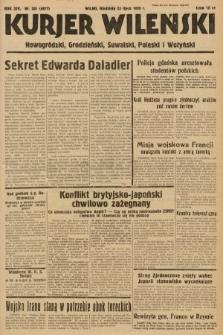 Kurjer Wileński, Nowogródzki, Grodzieński, Suwalski, Poleski i Wołyński. 1939, nr201