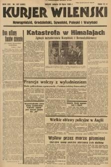Kurjer Wileński, Nowogródzki, Grodzieński, Suwalski, Poleski i Wołyński. 1939, nr207 [skonfiskowany]