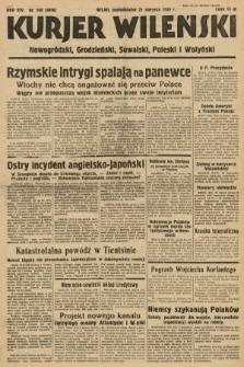 Kurjer Wileński, Nowogródzki, Grodzieński, Suwalski, Poleski i Wołyński. 1939, nr230