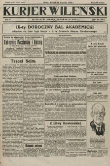 Kurjer Wileński : niezależny organ demokratyczny. 1928, nr18