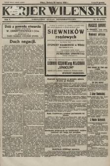 Kurjer Wileński : niezależny organ demokratyczny. 1928, nr68