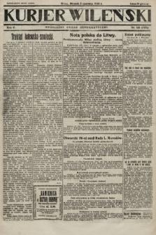 Kurjer Wileński : niezależny organ demokratyczny. 1928, nr125