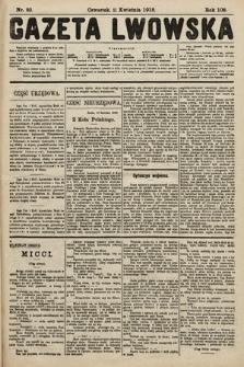 Gazeta Lwowska. 1918, nr82