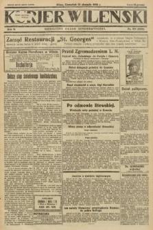 Kurjer Wileński : niezależny organ demokratyczny. 1928, nr191