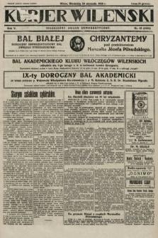 Kurjer Wileński : niezależny organ demokratyczny. 1928, nr23